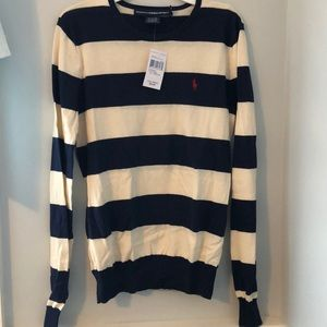 Ralph Lauren Sport long sleeve sweater